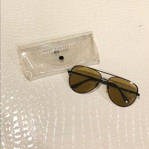Worn once Quay Australia x Desi Perkins sunglasses
